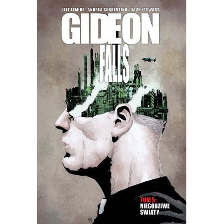 GIDEON FALLS tom 5 Niegodziwe światy