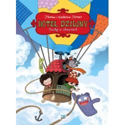 HOTEL DZIWNY tom 4 Duchy w...