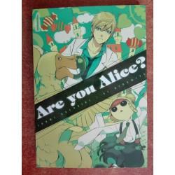ARE YOU ALICE? tom 4 - używany