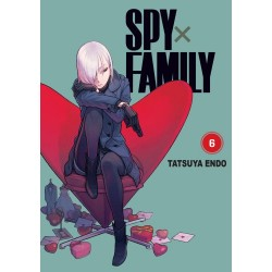 SPY x FAMILY tom 6