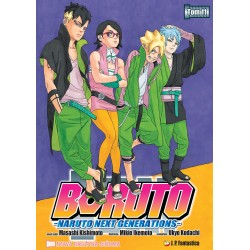 BORUTO tom 11