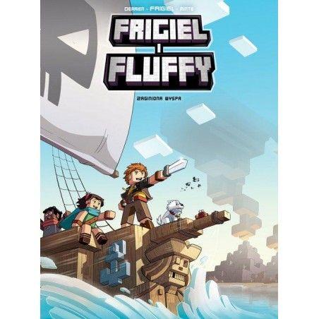 FRIGIEL I FLUFFY tom 5 Zaginiona wyspa