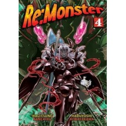 RE: MONSTER vol. 4