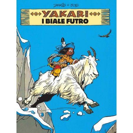 YAKARI tom 11 Yakari i białe futro
