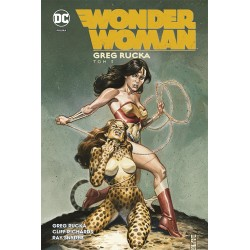 WONDER WOMAN tom 3