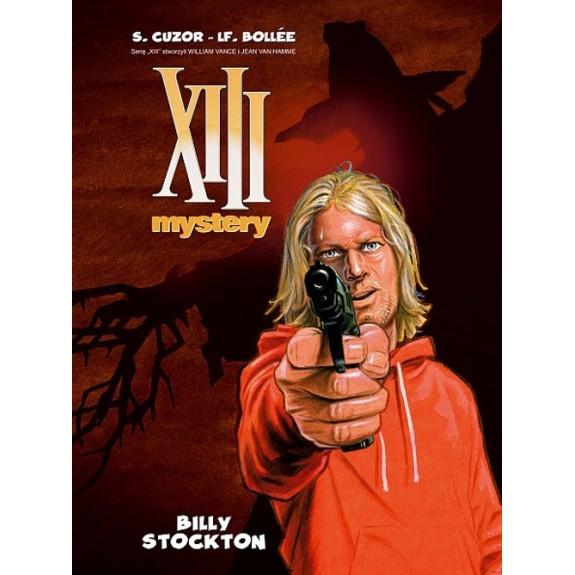 XIII MYSTERY tom 6 Billy Stockton