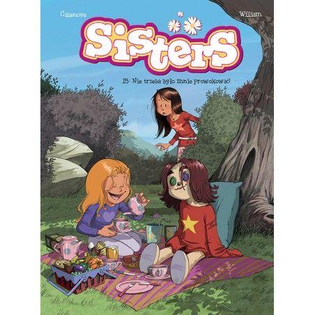 SISTERS tom 15 Nie trzeba było mnie prowokować