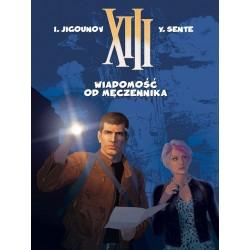XIII tom 23 Wiaomość od...