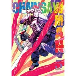 CHAINSAW MAN tom 5