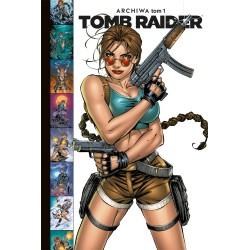 TOMB RAIDER Archiwa tom 1