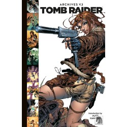 TOMB RAIDER Archiwa tom 3