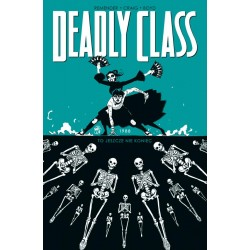 DEADLY CLASS tom 6 1988 To...