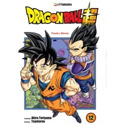 DRAGON BALL SUPER tom 12