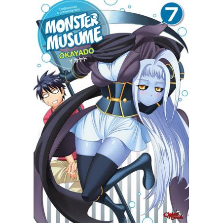MONSTER MUSUME tom 7
