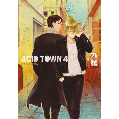 ACID TOWN tom 4
