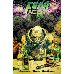 FEAR AGENT tom 3