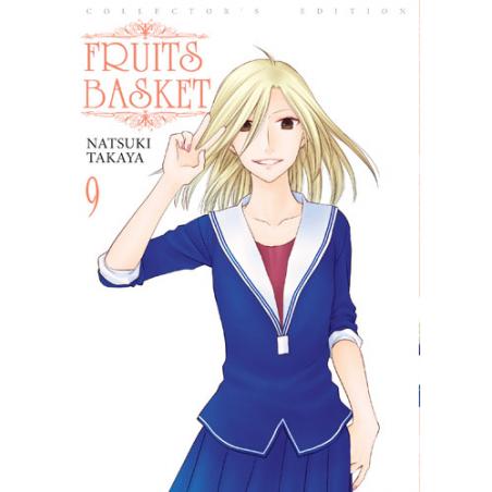 FRUITS BASKET tom 9