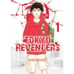 TOKYO REVENGERS tom 1