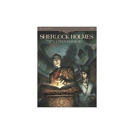 SHERLOCK HOLMES I NECRONOMICON tom 1