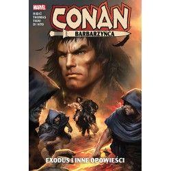 CONAN BARBARZYŃCA Exodus i...