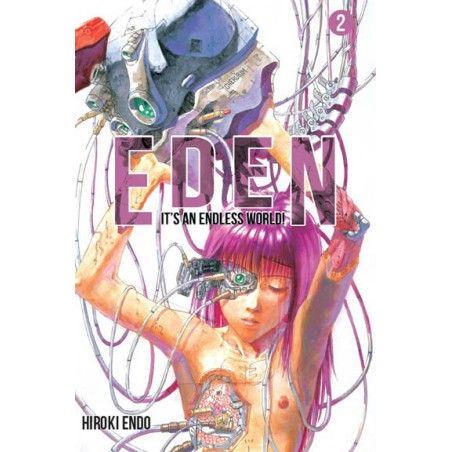 EDEN It's an Endless World! tom 2