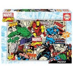 PUZZLE 1000 Komiksy Marvela G3