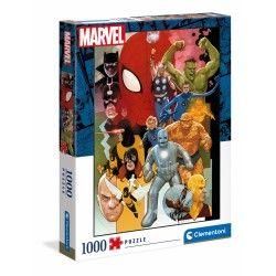 PUZZLE 1000 HQ Marvel 80
