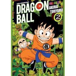 DRAGON BALL FULL COLOR Saga...