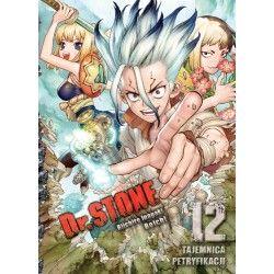 DR. STONE tom 12