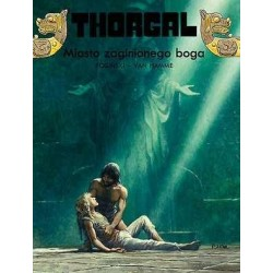 THORGAL tom 12 Miasto...