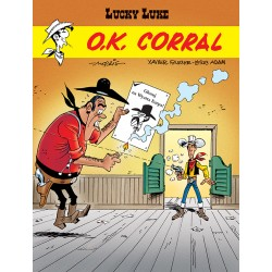 LUCKY LUKE tom 66 O.K. Corral