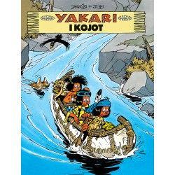 YAKARI tom 12 Yakari i kojot