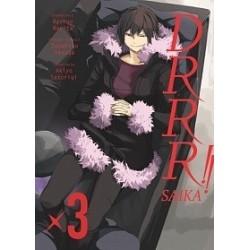 DURARARA!! SAIKA tom 3