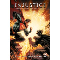 INJUSTICE tom 1 Bogowie...