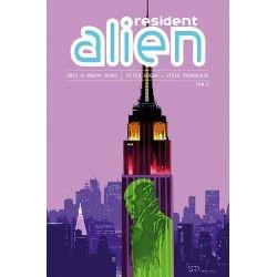RESIDENT ALIEN tom 2 Obcy w...