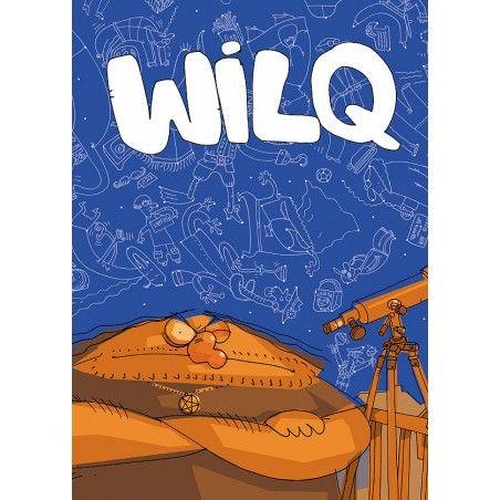 WILQ SUPERBOHATER 5-8 album Wydanie zbiorcze