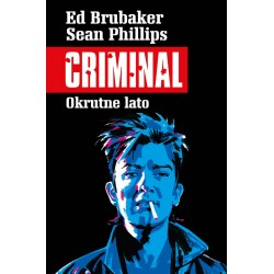CRIMINAL tom 5 Okrutne lato