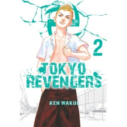 TOKYO REVENGERS tom 2