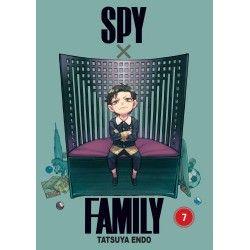 SPY x FAMILY tom 7