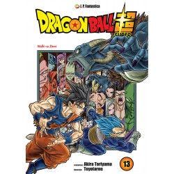 DRAGON BALL SUPER tom 13