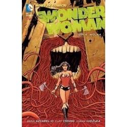 WONDER WOMAN tom 4