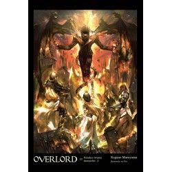 OVERLORD Light novel tom 12