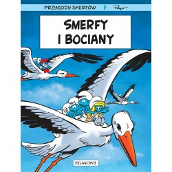 SMERFY tom 38 Smerfy i bociany
