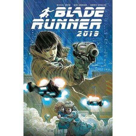 BLADE RUNNER: 2019 tom 1