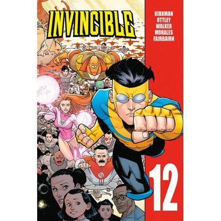 INVINCIBLE tom 12