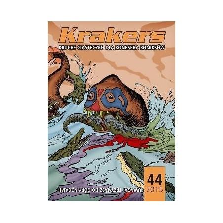 KRAKERS nr 44/2015 plus gratis