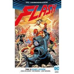 DC ODRODZENIE FLASH tom 13...