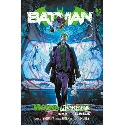 UNIWERSUM DC BATMAN tom 2...