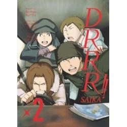 DURARARA!! SAIKA tom 2
