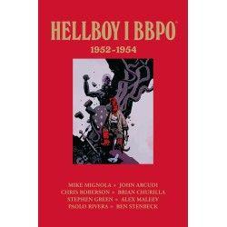 HELLBOY I BBPO tom 1 1952–1954